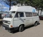 Matkailuauto / Asuntoauto Westpoint, VW Transporter Caravelle, 1,9 Td -88
