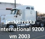 Jenkki rekanveturi International 9200I -03