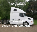 Jenkkirekka Volvo VNL -2001