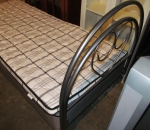 Yhden hengen sänky ( runkopatja ja siauspatja ), uudenveroinen