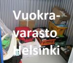Pienvarasto, vuokravarasto, minivarasto, n. 2 m² (334)her