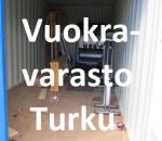 Pienvarasto, vuokravarasto, minivarasto,  n.10  m² (3515)tku