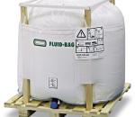 Varavesisäiliö, vesi / neste säiliö, Fluid-bag, VS-1 , 1000 l