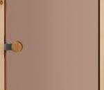 Saunanovi, kokolasinen, pronssi, 8 x 19,  1 kpl