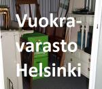 Pienvarasto, vuokravarasto, minivarasto,  n. 5 m² (119)kon