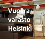 Pienvarasto, vuokravarasto, minivarasto,  n.6  m² (33b)hei