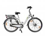 E-Bike sähköavusteinen naisten polkupyörä, 3 vaihteinen
