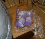 Sukkahousut, varaston siivouksesta jäänyt erä, n. 400 paria