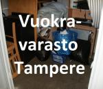 Pienvarasto, vuokravarasto, minivarasto, n. 4 m² (416)tre