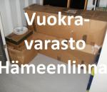 Pienvarasto, vuokravarasto, minivarasto, n. 1 m² (120)Häm