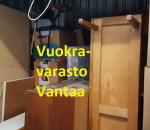 Pienvarasto, vuokravarasto, minivarasto, n. 6 m² (759)myy