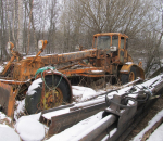 Tiehöylä Lokomo AH121, Projekti