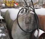 Tilatankki, Polttoainesäiliö n. 2,5 m³