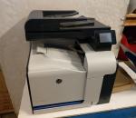 HP LaserJet Pro 500 color M570dn värimonitoimitulostin, ei värejä