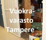 Pienvarasto, vuokravarasto, minivarasto, n. 10 m² (400)tre