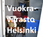 Pienvarasto, vuokravarasto, minivarasto, n. 5 m² (057)töö