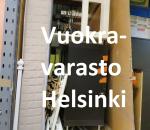 Pienvarasto, vuokravarasto, minivarasto, n. 2  m² (012)hei