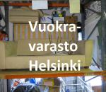 Pienvarasto, vuokravarasto, minivarasto, n. 2 m² (052)hei