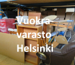 Pienvarasto, vuokravarasto, minivarasto, n. 6 m² (074)hei