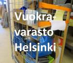 Pienvarasto, vuokravarasto, minivarasto, n. 1 m² (193)hei