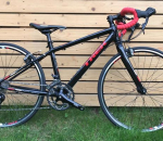 TREK KRX JUNIOR 18 SPEED ROAD BIKE, uusi