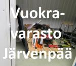 Pienvarasto, vuokravarasto, minivarasto, n. 5 m² (583)jär