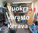 Pienvarasto, vuokravarasto, minivarasto, n. 17 m² (069)ker