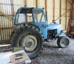 Traktori Ford 4000, Eura