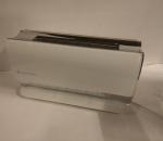 Leivänpaahdin Russell Hobbs Glass Touch, käyttämätön, valkoinen lasi