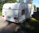 Matkailuvaunu / Asuntovaunu KAFI Future 580 -88