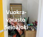 Pienvarasto, vuokravarasto, minivarasto,  n. 2 m² (715)sei