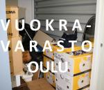Vuokravarasto, 3 m², Oulu (136)