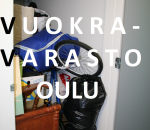 Vuokravarasto 2,5 m2, Oulu (116)