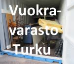 Pienvarasto, vuokravarasto, minivarasto,  n. 14  m² (501)tur