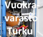 Pienvarasto, vuokravarasto, minivarasto,  n. 14  m² (506)tur