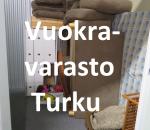 Pienvarasto, vuokravarasto, minivarasto,  n. 6 m² (121)tur