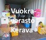Pienvarasto, vuokravarasto, minivarasto,  n. 14  m² (057)ker