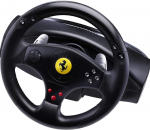 Rattiohjain Thrustmaster Ferrari GT 3-in-1 Racing wheel V.2, käytetty