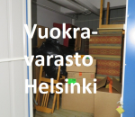 Pienvarasto, vuokravarasto, minivarasto,  n. 10 m² (069)met