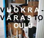 Pienvarasto/vuokravarasto 3 m2, Oulu (9155)