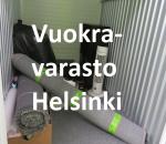 Pienvarasto, vuokravarasto, minivarasto, n. 3 m² (214)tik