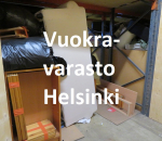 Pienvarasto, vuokravarasto, minivarasto, n. 5 m² (013)hei