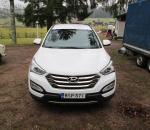 Hyundai SANTA FE 4 WD, vm. 2016