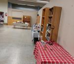 Huutokaupataan Osto & Myynti liikkeen varastomyymälän irtaimisto ja kalusteet