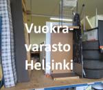 Pienvarasto, vuokravarasto, minivarasto, n. 5 m² : 083hei