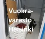 Pienvarasto, vuokravarasto, minivarasto,  n. 2 m² (224)met