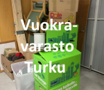 Pienvarasto, vuokravarasto, minivarasto, n. 5  m² (414a)tku