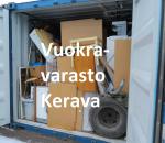 Pienvarasto, vuokravarasto, minivarasto, n.14 m² (053)ker