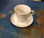 Kahvikuppi ja lautainen, 20 kpl