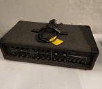 Peavey MP 4 mixer vahvistin, Mark III series, käytetty